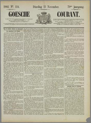 Goessche Courant 1883-11-13