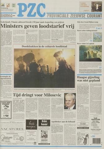 Provinciale Zeeuwse Courant 1999-02-20