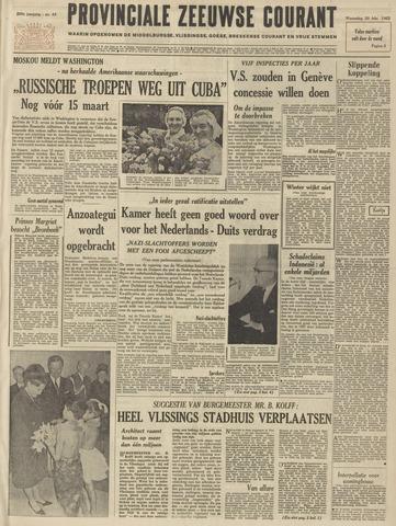 Provinciale Zeeuwse Courant 1963-02-20