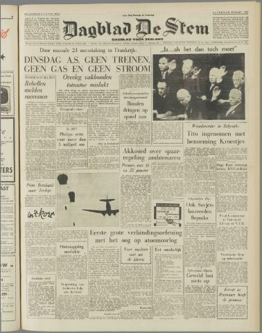 de Stem 1958-03-29