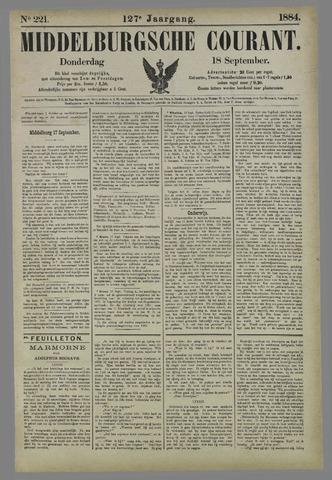 Middelburgsche Courant 1884-09-18