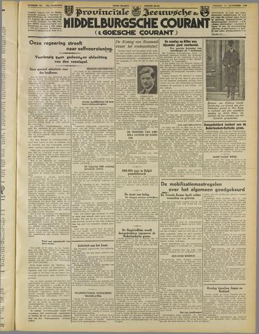 Middelburgsche Courant 1939-11-10