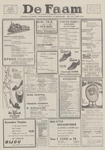 de Faam en de Faam/de Vlissinger 1969-10-02