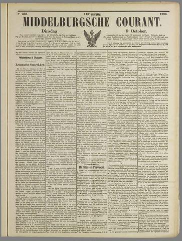 Middelburgsche Courant 1906-10-09
