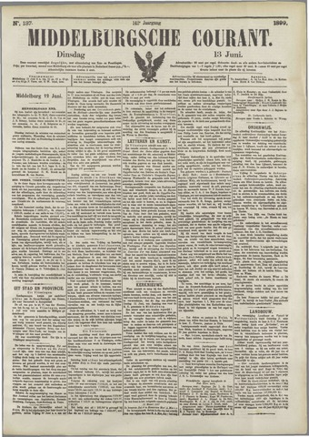 Middelburgsche Courant 1899-06-13