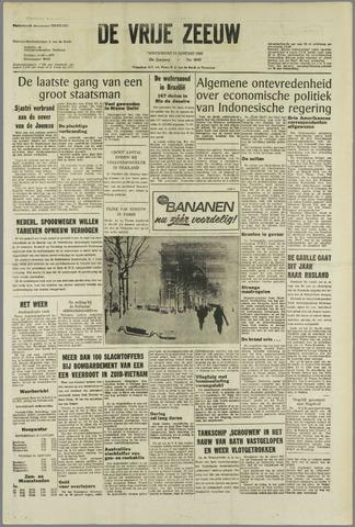 de Vrije Zeeuw 1966-01-13