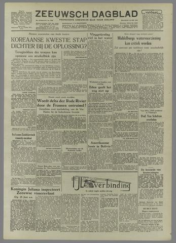 Zeeuwsch Dagblad 1954-05-24