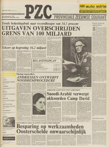 Provinciale Zeeuwse Courant 1978-09-20