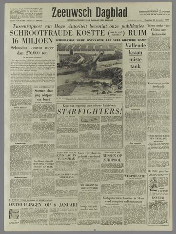 Zeeuwsch Dagblad 1959-12-28
