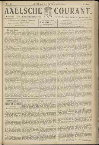 Axelsche Courant 1925-09-04