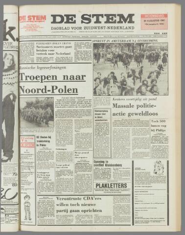 de Stem 1980-08-20