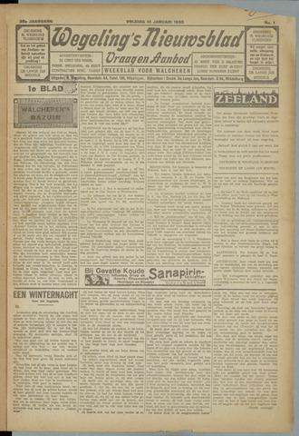 Zeeuwsch Nieuwsblad/Wegeling's Nieuwsblad 1930
