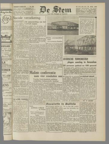 de Stem 1946-07-23