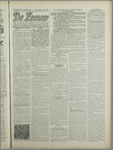 De Zeeuw. Christelijk-historisch nieuwsblad voor Zeeland 1943-06-23