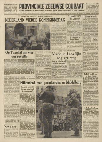 Provinciale Zeeuwse Courant 1961-05-02