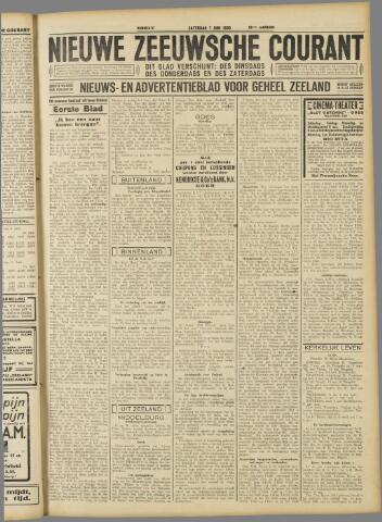 Nieuwe Zeeuwsche Courant 1930-06-07