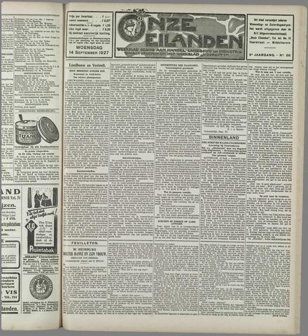 Onze Eilanden 1927-09-14