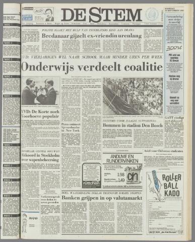 de Stem 1986-09-22