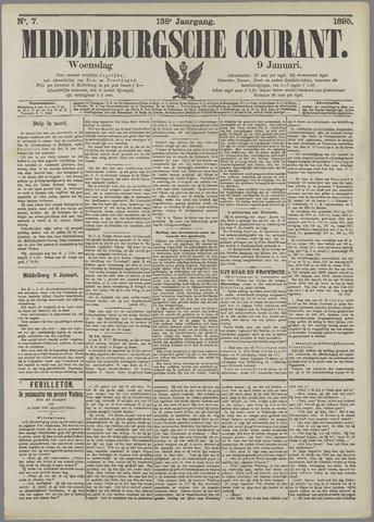 Middelburgsche Courant 1895-01-09