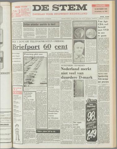 de Stem 1976-10-19