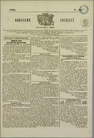 Goessche Courant 1850-04-15
