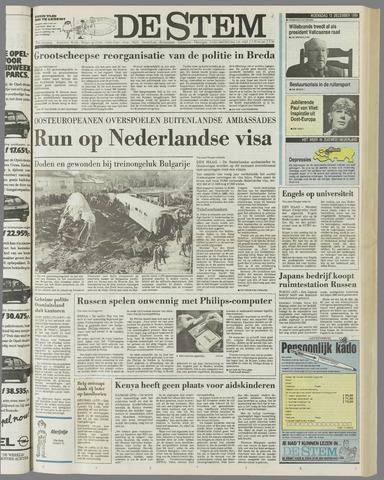 de Stem 1989-12-13