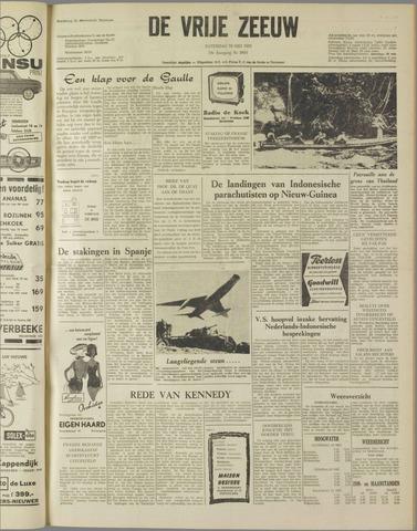 de Vrije Zeeuw 1962-05-19