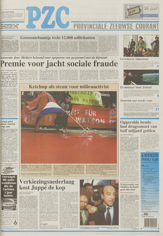 Provinciale Zeeuwse Courant 1997-05-27