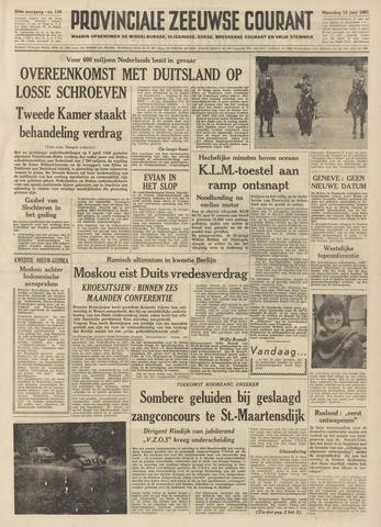 Provinciale Zeeuwse Courant 1961-06-12