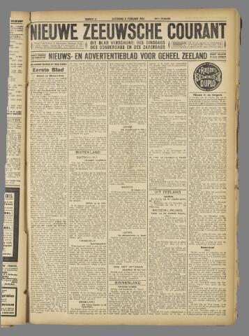 Nieuwe Zeeuwsche Courant 1924-02-02