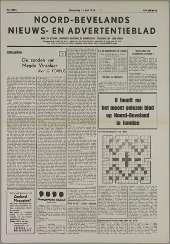 Noord-Bevelands Nieuws- en advertentieblad 1978-06-15