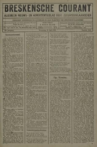 Breskensche Courant 1919-04-30