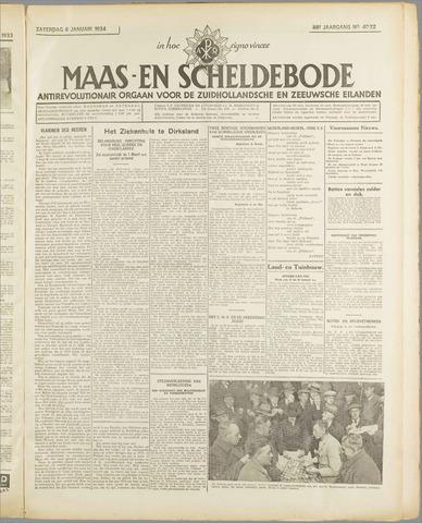 Maas- en Scheldebode 1934
