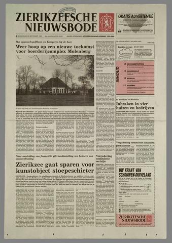 Zierikzeesche Nieuwsbode 1993-09-23