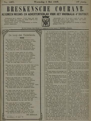 Breskensche Courant 1909-05-05
