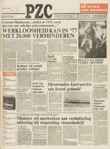 Provinciale Zeeuwse Courant 1976-05-11