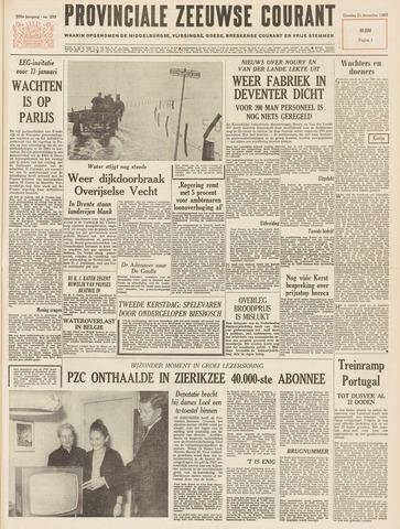 Provinciale Zeeuwse Courant 1965-12-21