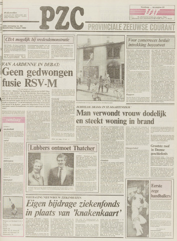 Provinciale Zeeuwse Courant 1983-03-03