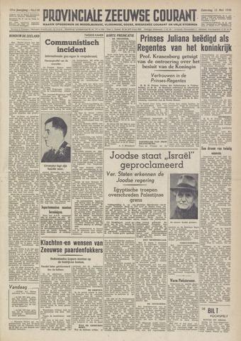 Provinciale Zeeuwse Courant 1948-05-15