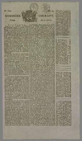 Goessche Courant 1820-10-20