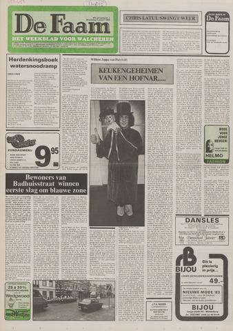 de Faam en de Faam/de Vlissinger 1983