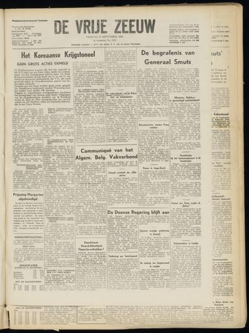 de Vrije Zeeuw 1950-09-15