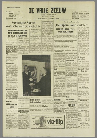 de Vrije Zeeuw 1968-09-19