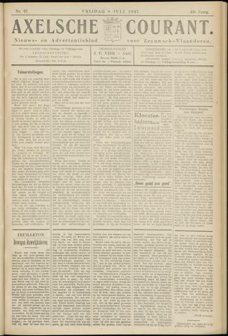 Axelsche Courant 1927-07-08