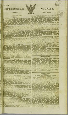 Middelburgsche Courant 1825-10-06