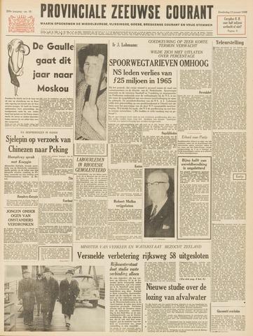 Provinciale Zeeuwse Courant 1966-01-13