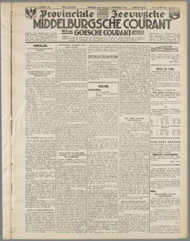 Middelburgsche Courant 1934-11-06