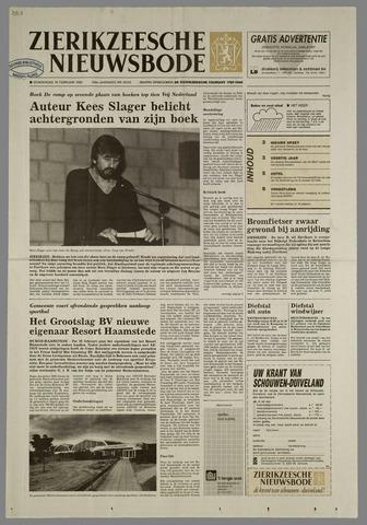 Zierikzeesche Nieuwsbode 1993-02-18