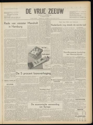 de Vrije Zeeuw 1953-10-13