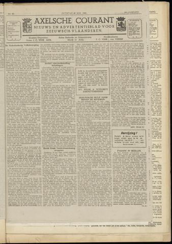 Axelsche Courant 1945-06-30